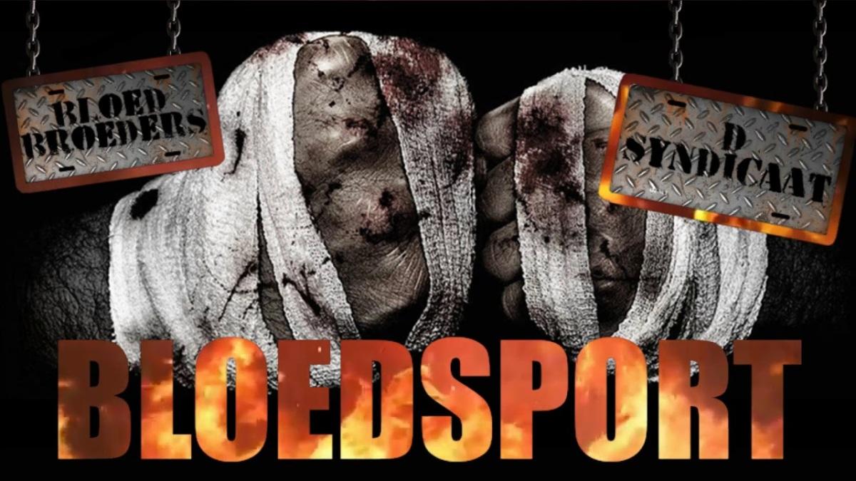 D-Syndicaat ft. Bloedbroeders en DJ DNS - Bloedsport