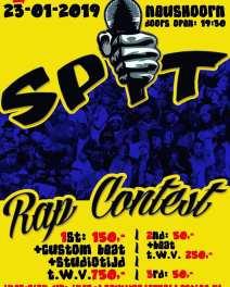 Spit Rap Contest Leeuwarden